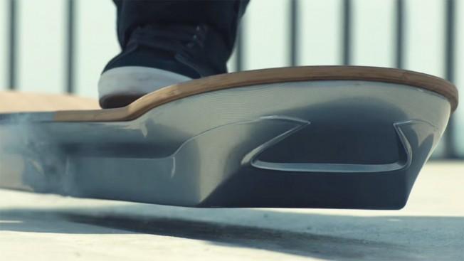 Ховърборд - летящият скейтборд на Lexus - Muse Creativity студио за реклама и дизайн