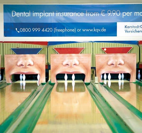ambient-ads-bowling-dental-insurance