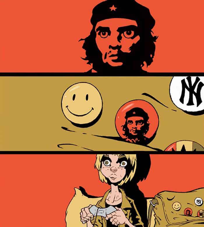 Противоречиви илюстрации от испанския художник, показват грозната страна на обществото ни - Muse Creativity рекламна агенция Бургас (12)