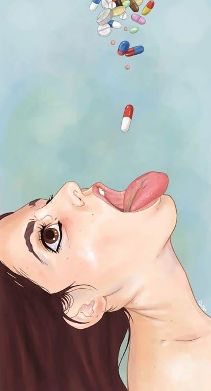 Противоречиви от испанския художник, показват грозната страна на обществото ни - Muse Creativity рекламна агенция Бургас (14)