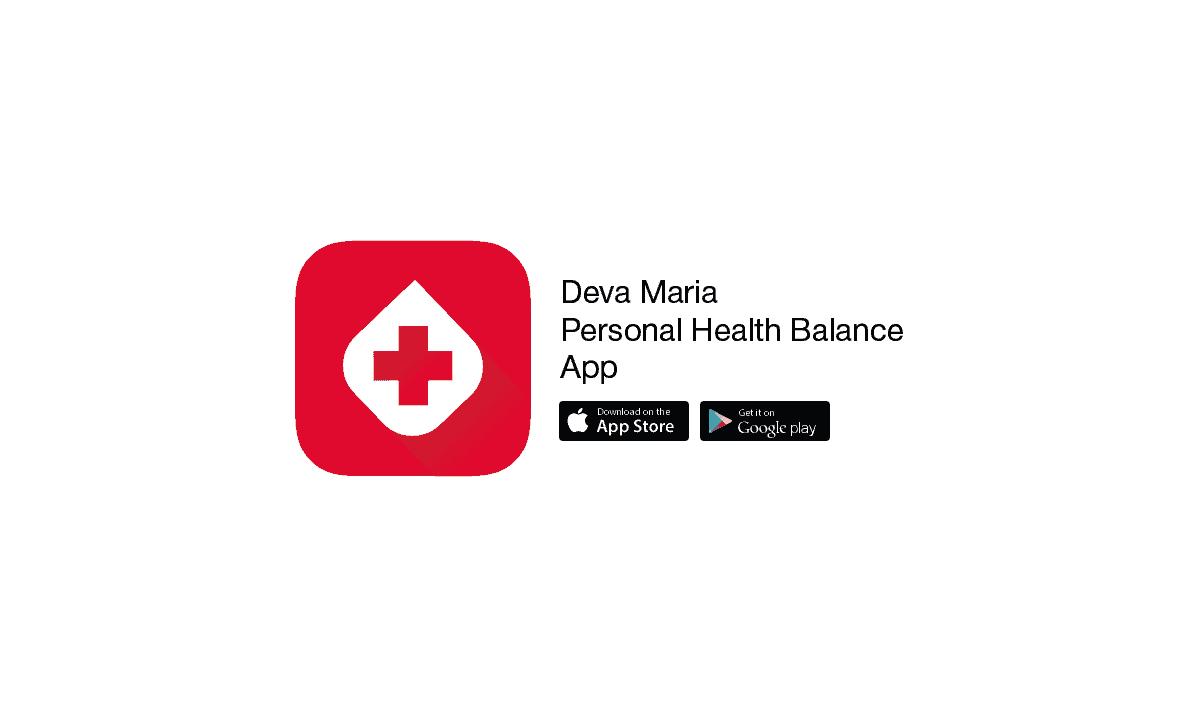 DEVA MARIA HOSPITAL - PERSONAL HEALTH BALANCE APP - проект Muse Creativity рекламна агенция Бургас (2)