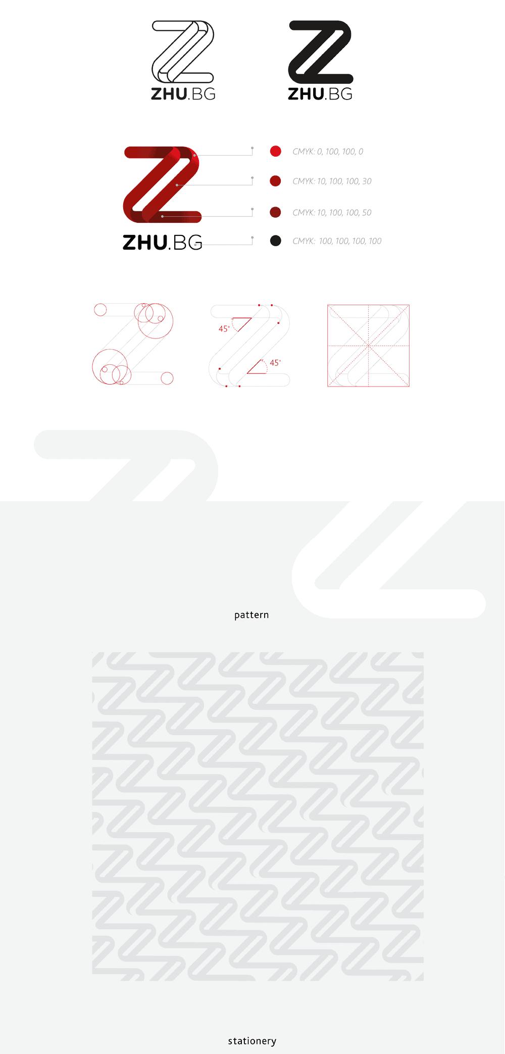 брандинг и лого дизайн - проект Muse Creativity рекламна агенция 1
