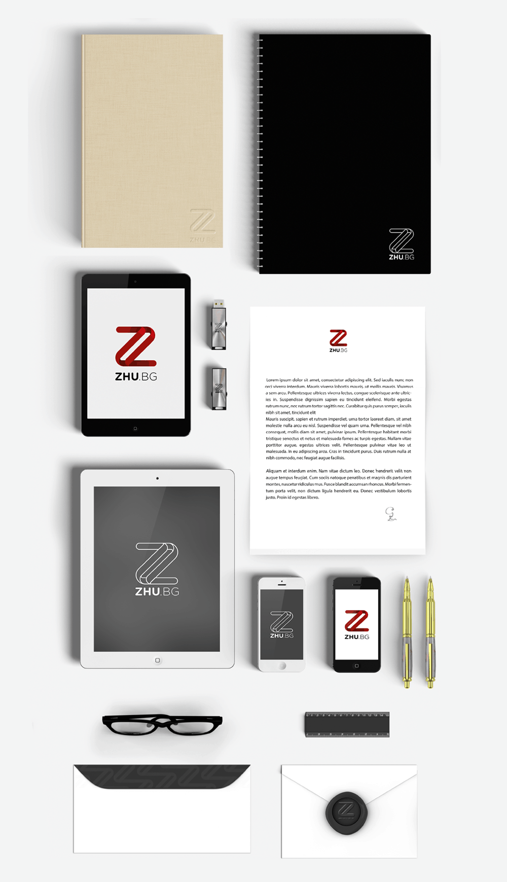 брандинг и лого дизайн - проект Muse Creativity рекламна агенция Бургас 3
