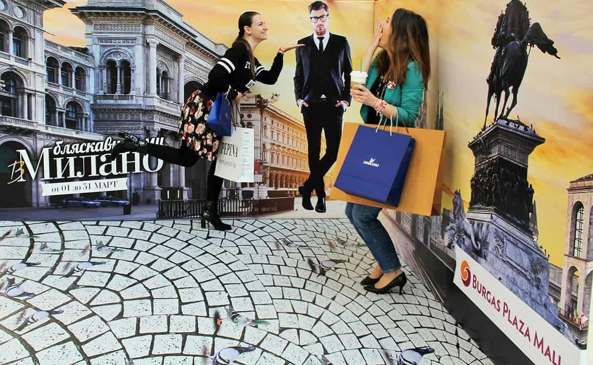 цялостен дизайн на рекламни кампании за магазини молове и търговски центрове, плакати, банери, визии и сайтове, онлайн маркетинг от Muse Creativity 6