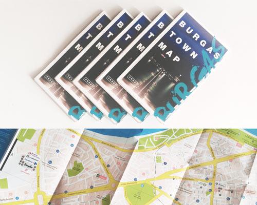 дизайн на брошури
