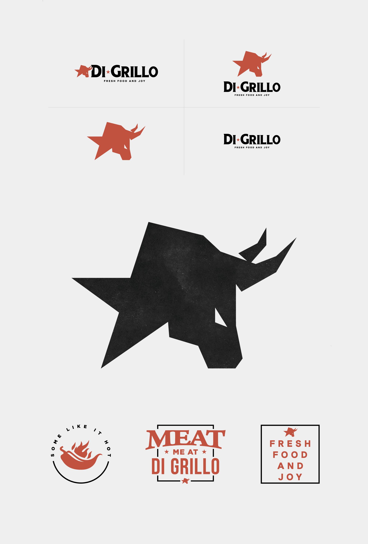 branding logo menus design сандвич бар лого дизайн брандинг от Muse Creativity рекламна агенция студио за дизайн и реклама