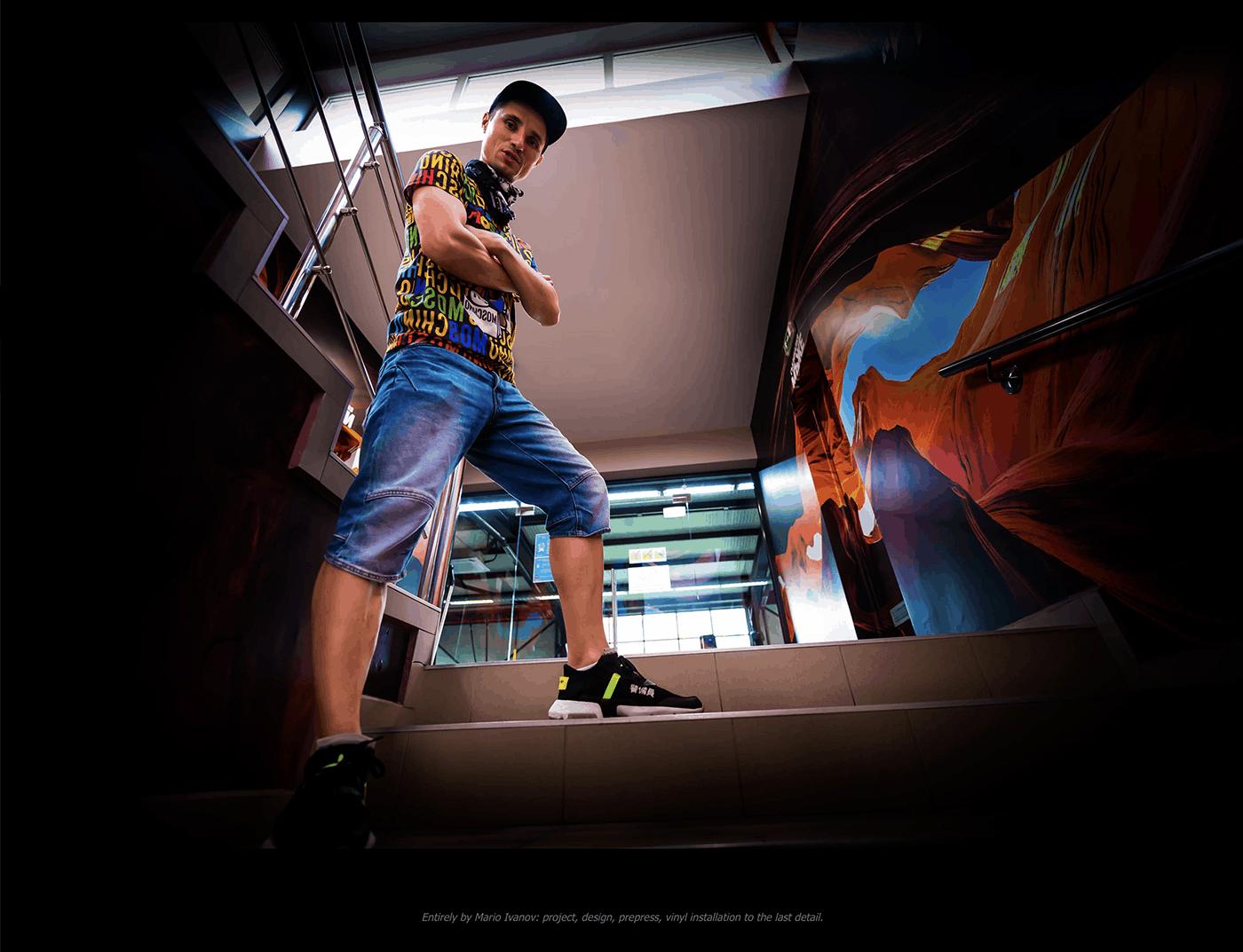 фитнес дизайн Марио Иванов от Muse Creativity цялостен брандинг и реклама 4