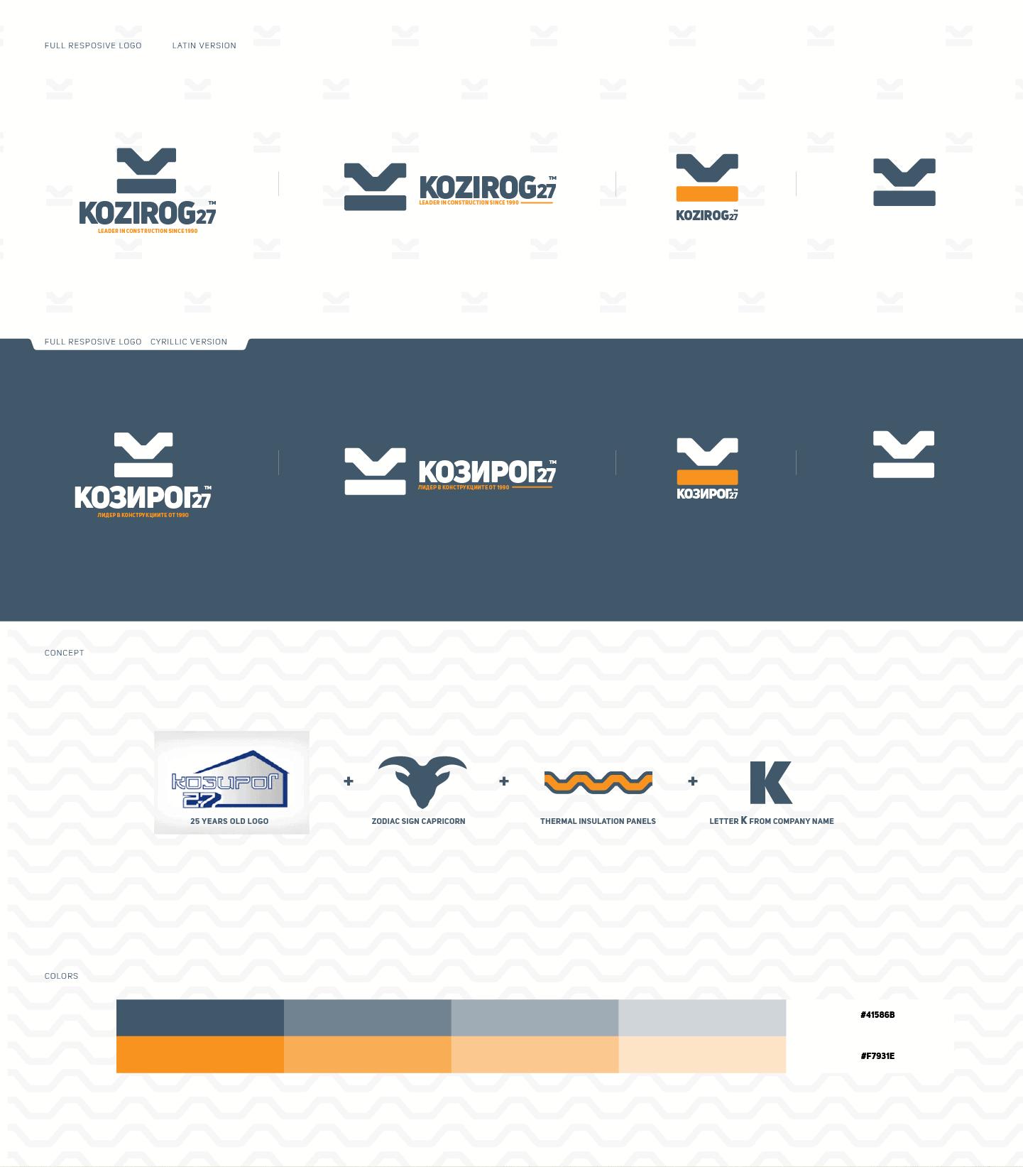 Лого дизайн и брандинг от творческа муза за козирог27